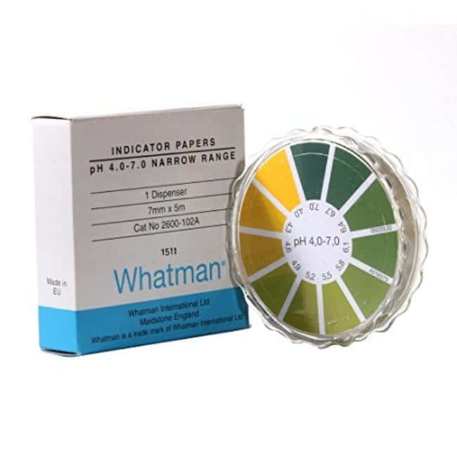 Cytiva Whatman™ pH Indicators pH Color Change: 1; pH Range: 1 to 11 Cytiva Whatman™ pH Indicators
