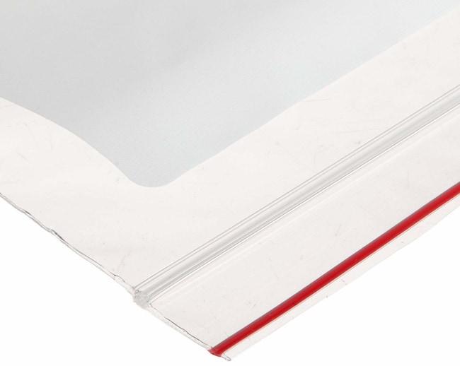 CytivaWhatman™ Plastic Zipper Seal Storage Bag Plastic 4 x 6 in. zipper seal storage bag Sample Bags