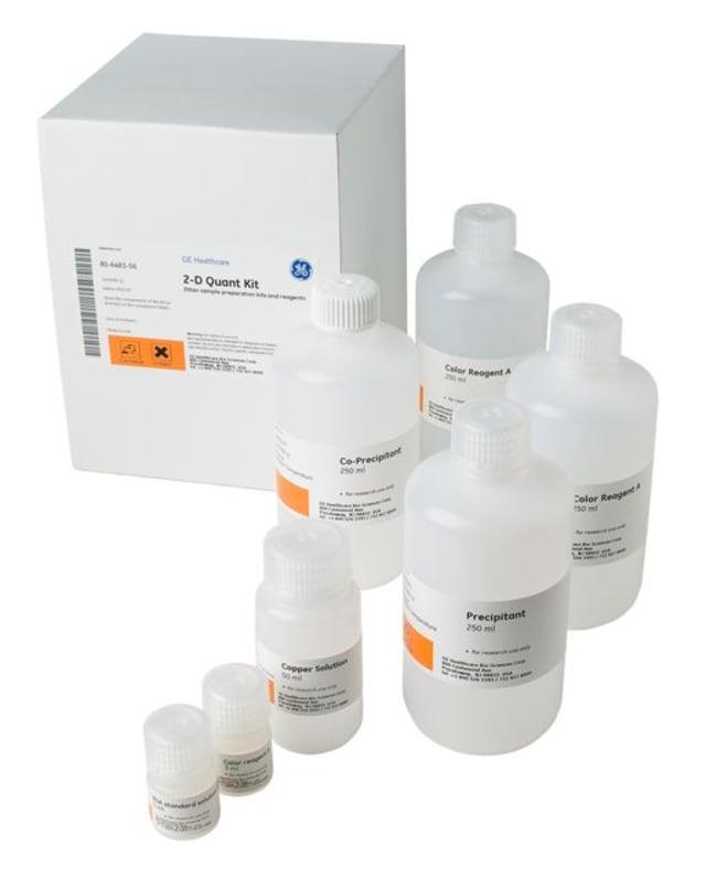 GE Healthcare 2-D Quant Kit  500 assays/kit:Life Sciences