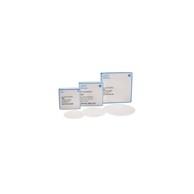GE HealthcareWhatman™ Quantitative Hardened Ashless Filter Paper - Acid hardened to reduce ash to extremely low level.