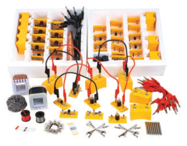 GSC Go Science Crazy&nbsp;Basic Electricity Kit&nbsp;<img src=