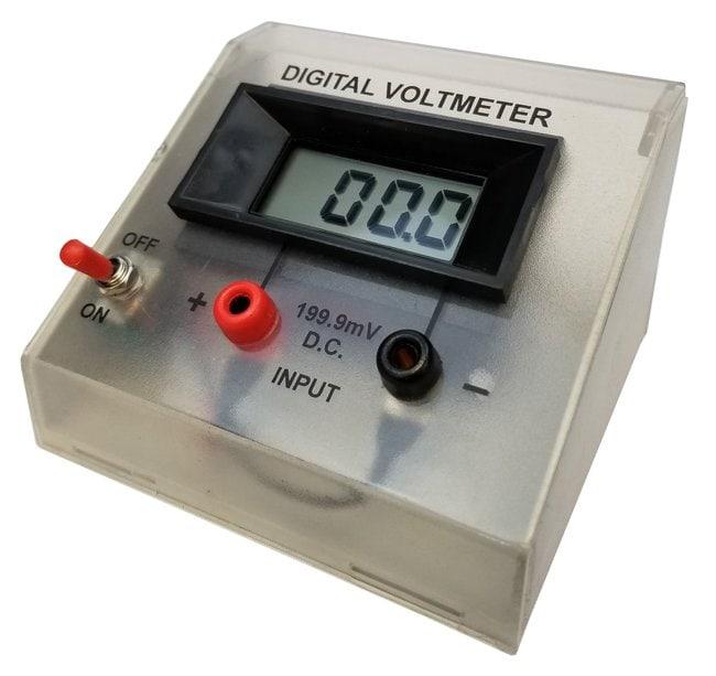 GSC Digital Voltmeter  199.9mV:Teaching Supplies