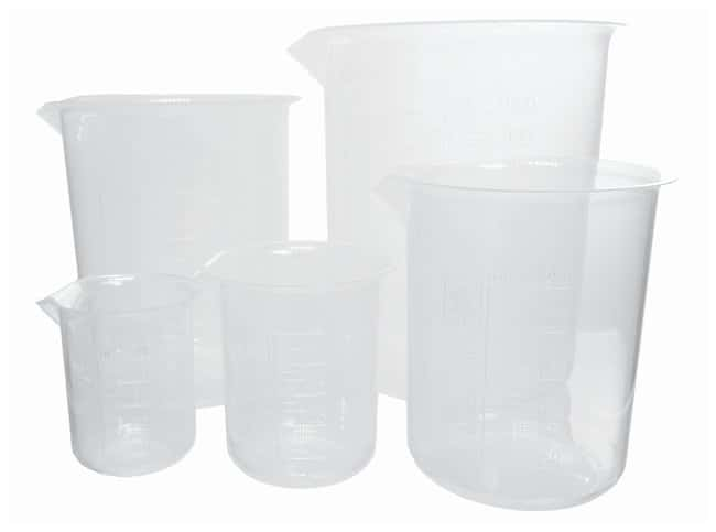 GSC Go Science Crazy&nbsp;Euro Style Polypropylene Beakers&nbsp;<img src=