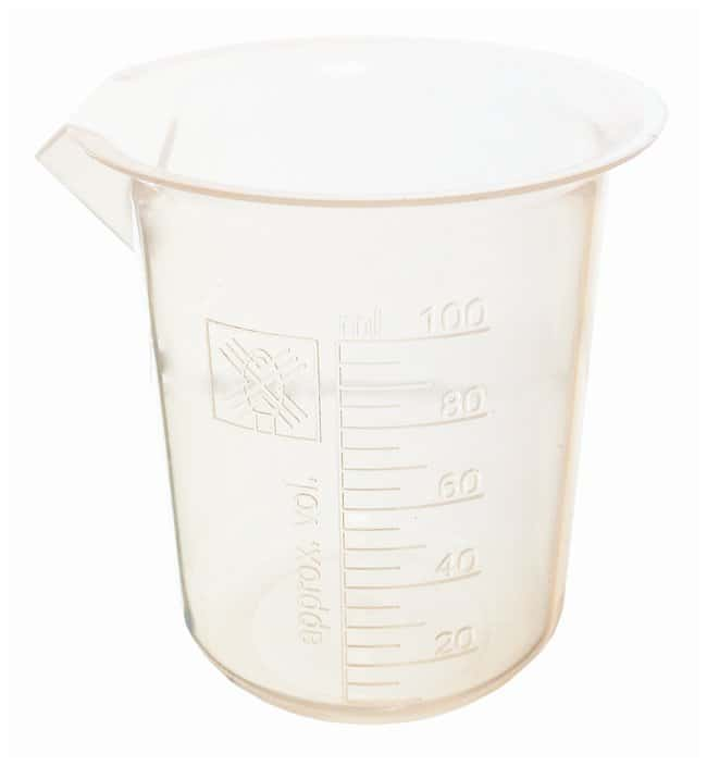 GSC Go Science Crazy Euro Style Polypropylene Beakers