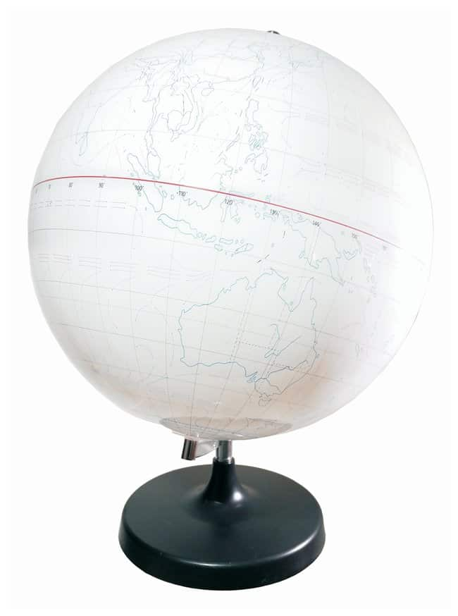 GSC Go Science Crazy Write-On Dry Erase Globe