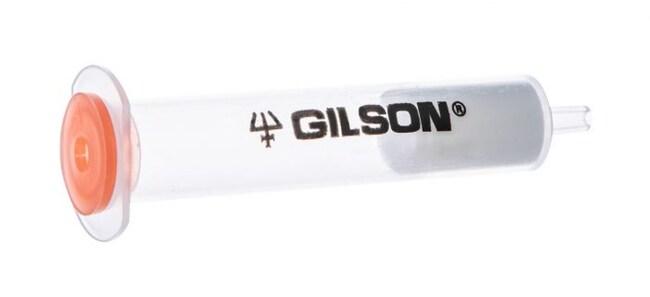 Gilson™ASPEC™ SCX-2 SPE Cartridge, Bed Wt. 500 mg SPE Cartridge, SCX-2, 500 mg, 3 mL, Endcapped Gilson™ASPEC™ SCX-2 SPE Cartridge, Bed Wt. 500 mg