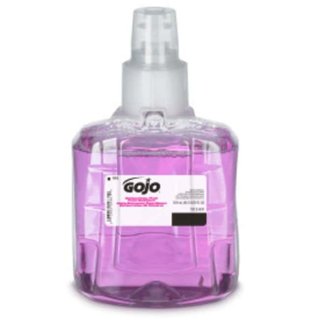GOJO Antibacterial Plum Foam Handwash 1200 mL:Gloves, Glasses and Safety