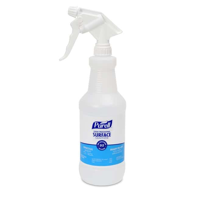 PURELL FOOD PROCESSING SURFACE SANITIZER - Wipes, Towels and Cleaning,  Cleaners and Disinfectants