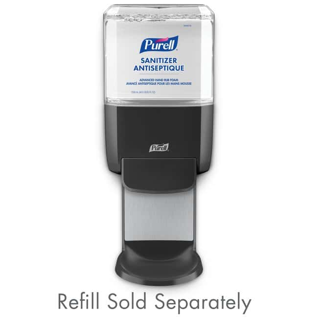 Purell ES4 Push-Style Hand Sanitizer Dispenser Color: Graphite:Wipes, Towels