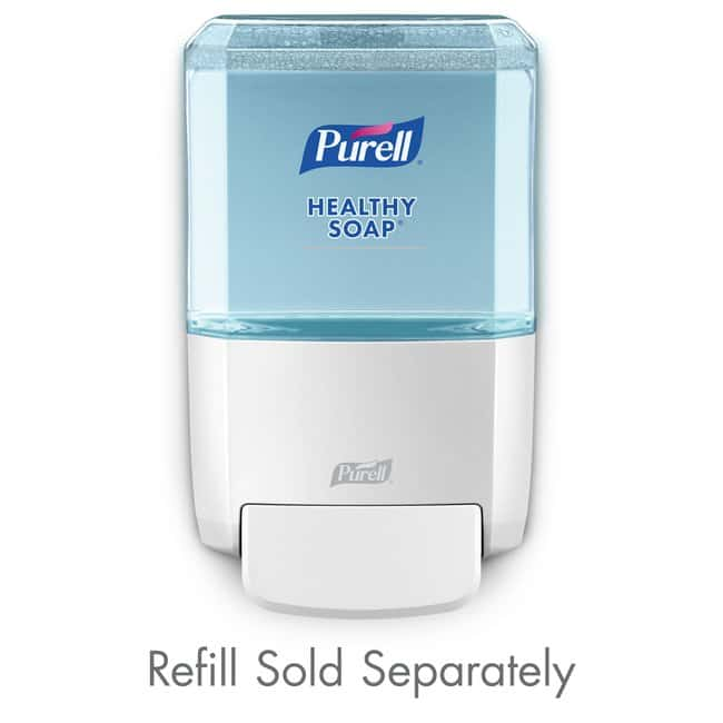 Purell ES4 Push-Style Soap Dispenser Color: White:Wipes, Towels and Cleaning
