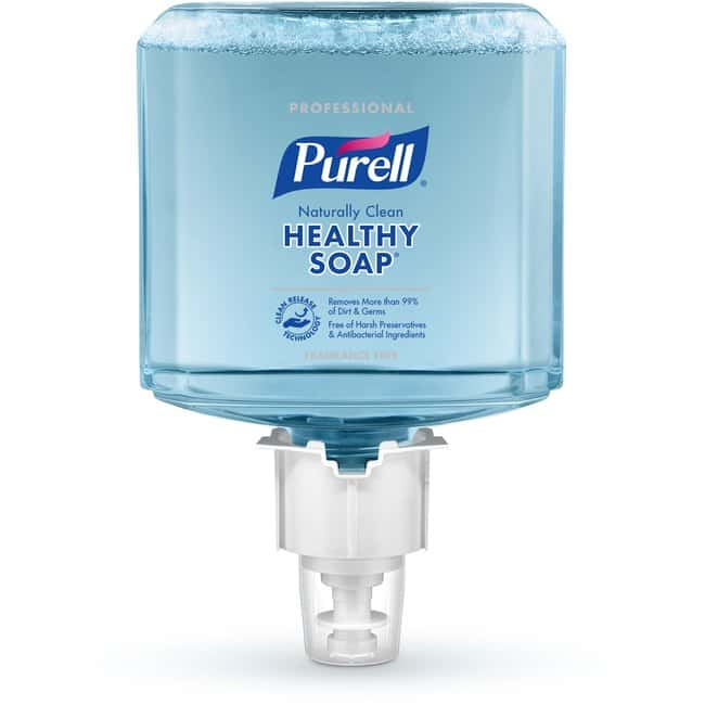 Purell Professional CRT HEALTHY SOAP Naturally Clean Fragrance Free Foam