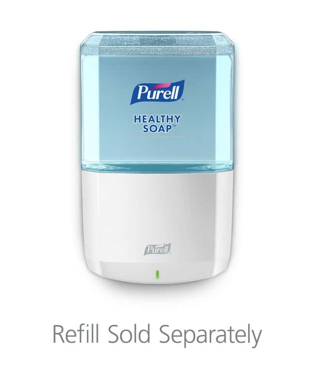 Purell ES6 Touch-Free Soap Dispenser Color: White:Wipes, Towels and Cleaning