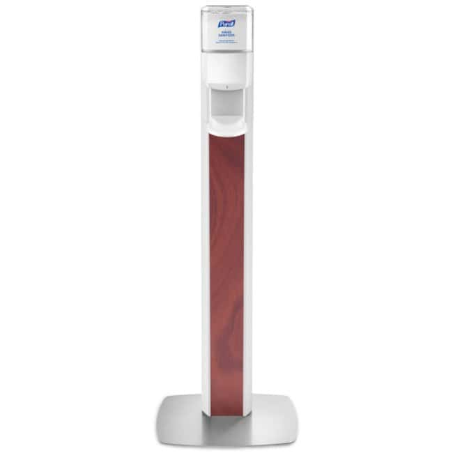 Purell MESSENGER ES8 Floor Stand with Dispenser Maple:Wipes, Towels and