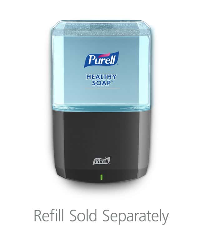 Purell ES8 Touch-Free Soap Dispenser Color: Graphite:Wipes, Towels and