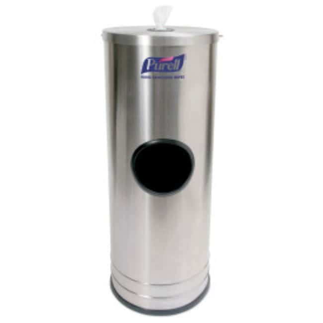 Purell Hand Sanitizing Wipes Stainless Steel Stand Dispenser PURELL™
