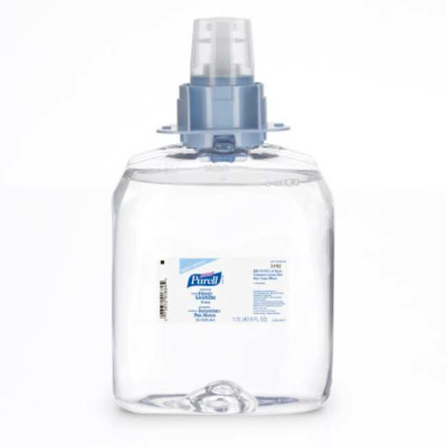Purell Advanced Instant Hand Sanitizer 1200 mL Refill:Gloves, Glasses and