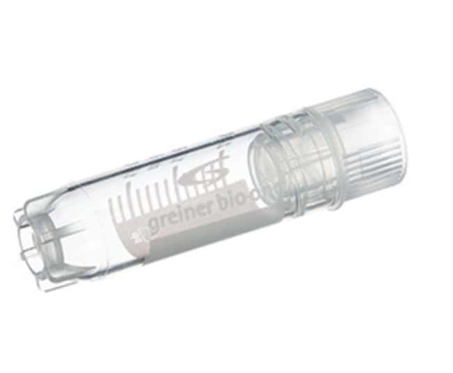Greiner Bio-One Triple Packed Cryo.s Cryogenic Storage Tubes 2 mL, Internal:Test