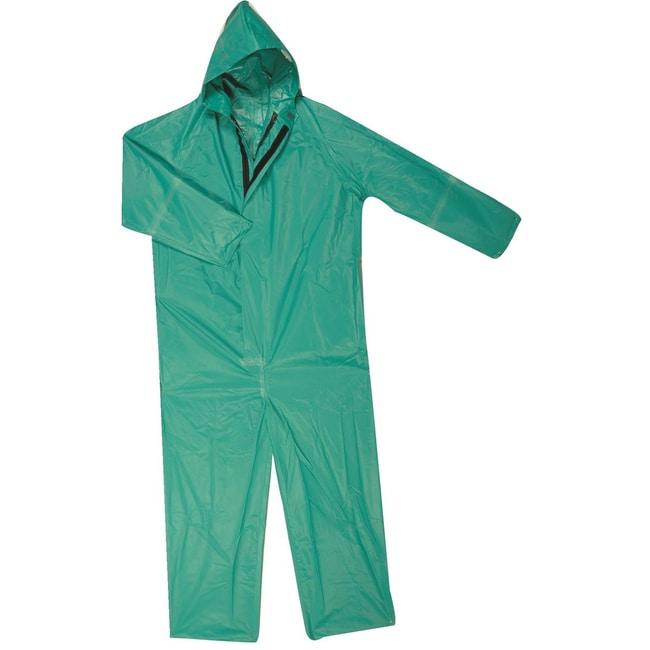 Guardian Protective Wear Rainwear Coveralls Green; Medium/Large:Gloves,