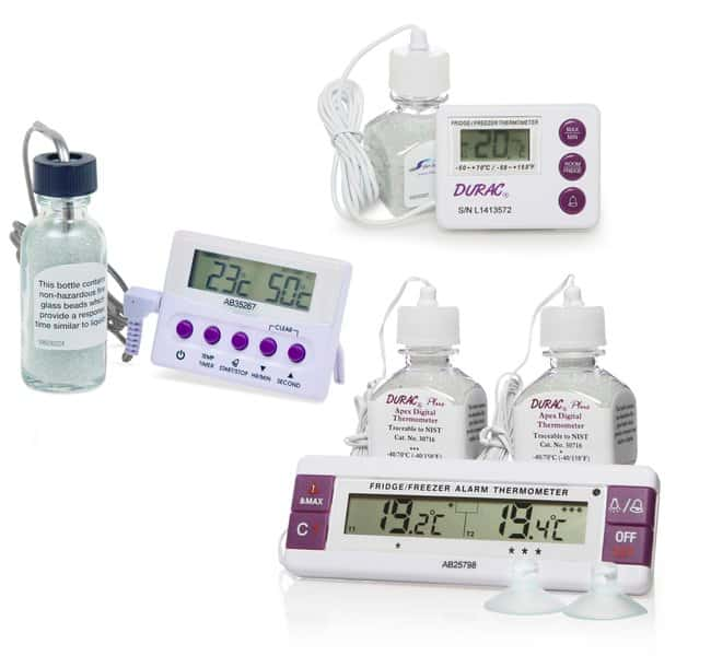 H-B Instrument Frio-Temp Digital Verification Thermometers:Thermometers,