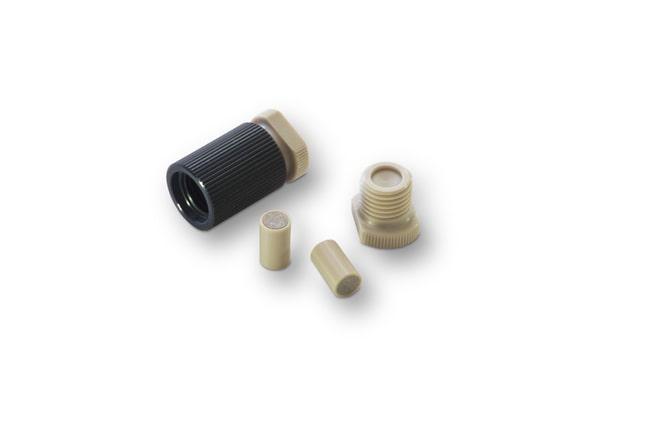 Hamilton™PRP™-X100 Guard Cartridge Kit PEEK; I.D. x L: 3 x 8mm; 57μL Hamilton™PRP™-X100 Guard Cartridge Kit