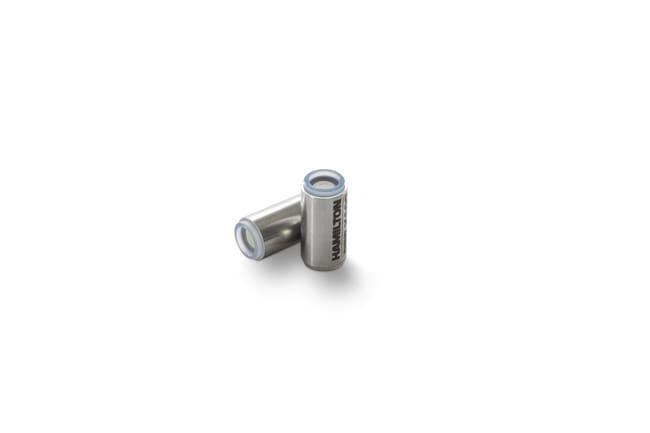 Hamilton™Zubehör für PRP-C18 Umkehrphasen-HPLC-Säulen– Vorsäulenkartuschen Ersatz-Kartuschen für Semi-Prep-/Prep-Vorsäulen, Edelstahl Hamilton™Zubehör für PRP-C18 Umkehrphasen-HPLC-Säulen– Vorsäulenkartuschen