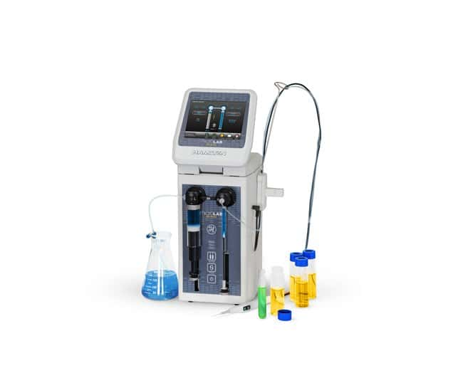 Hamilton™ Microlab™ 600 Diluter/Dispenser System: Syringes and Needles Syringes and Syringes with Needles