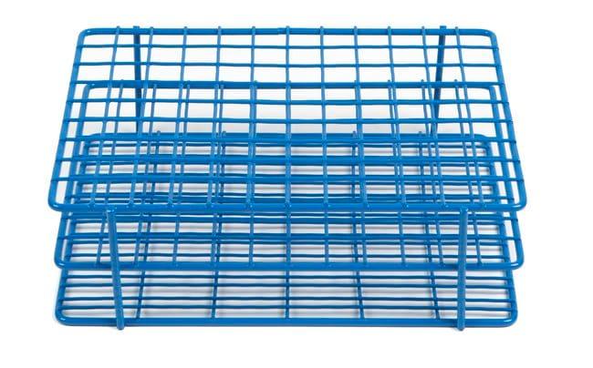 FisherbrandHDPE Coated Wire Racks 108, 10-13 mm:Racks