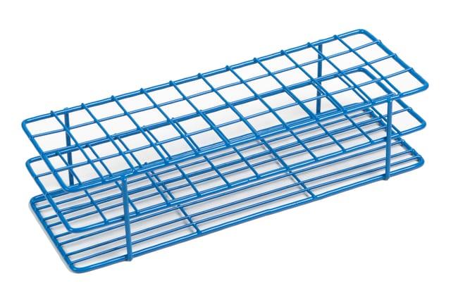 FisherbrandHDPE Coated Wire Racks 48, 13-16 mm:Racks