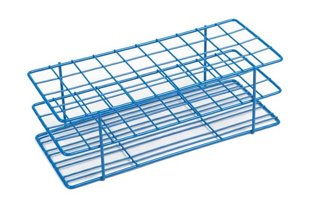 FisherbrandHDPE Coated Wire Racks 40, 16-20 mm:Racks