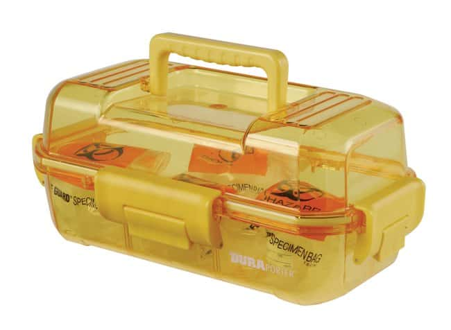 Heathrow Scientific™ DuraPorter™ Specimen or Sample Transport Box