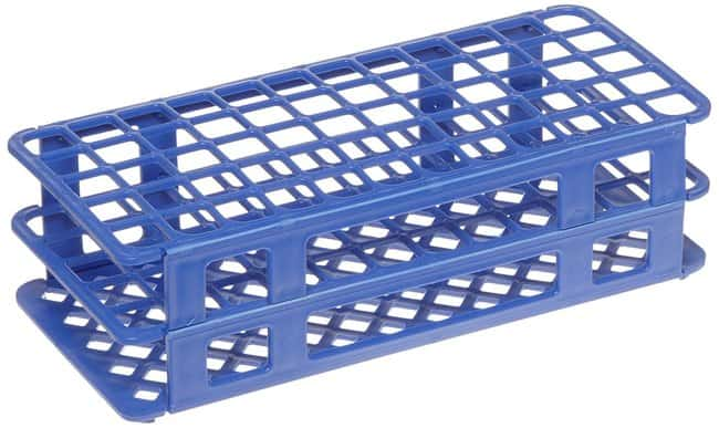 Heathrow Scientific Fold and Snap Tube Racks 60, Blue Ver productos