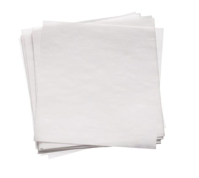 Heathrow ScientificWägepapiere, weiß Größe: 6 x 6in. (15,2 x 15,2 cm) Heathrow ScientificWägepapiere, weiß