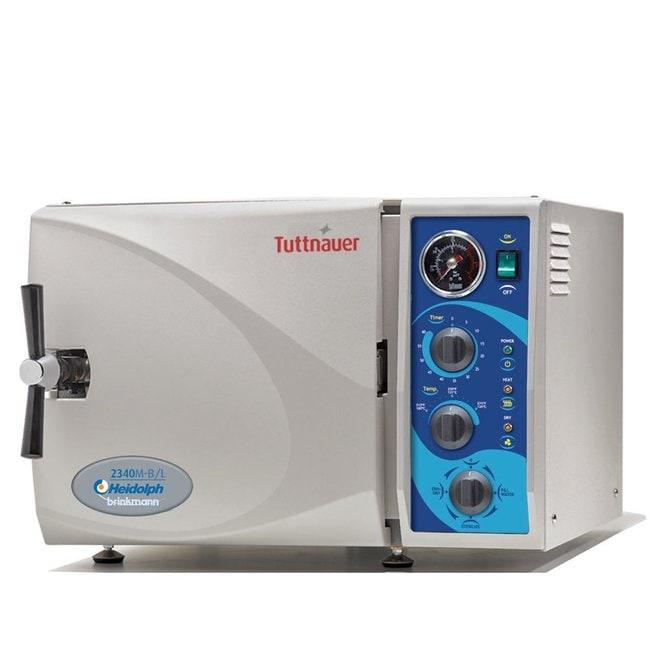 HeidolphTuttnauer Benchtop Sterilizers: M Series Model: 2340M; 115V:Sterilizers