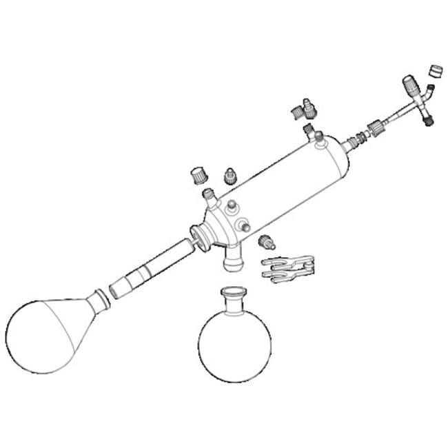 Heidolph Hei-Vap Rotary Evaporator Accessories - Glassware Sets :Spectrophotometers,