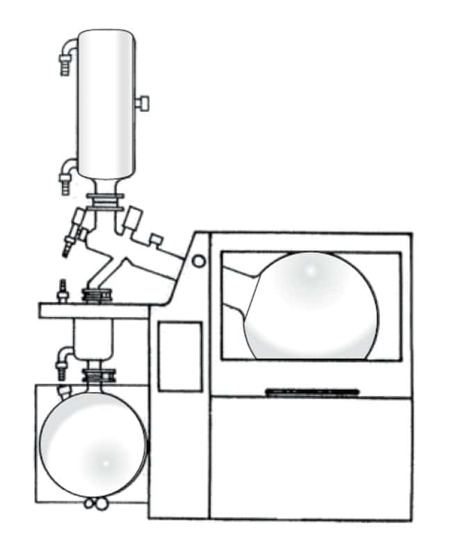 HeidolphHei-VAP Industrial Rotary Evaporator:Evaporators:Evaporator Glassware