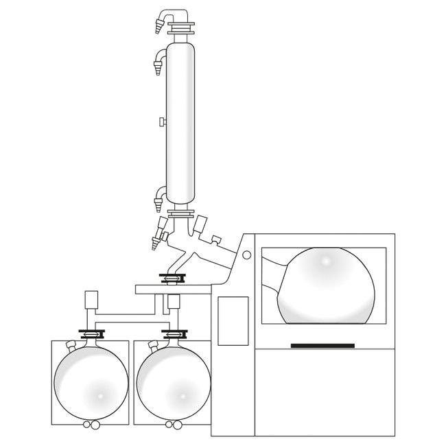 HeidolphHei-VAP Industrial B Rotary Evaporator:Evaporators:Evaporator Glassware