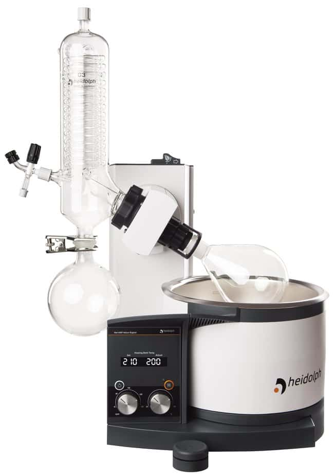 Heidolph Hei-Vap Rotary Evaporators - Hei‐VAP Value/Hei‐VAP Value Digital