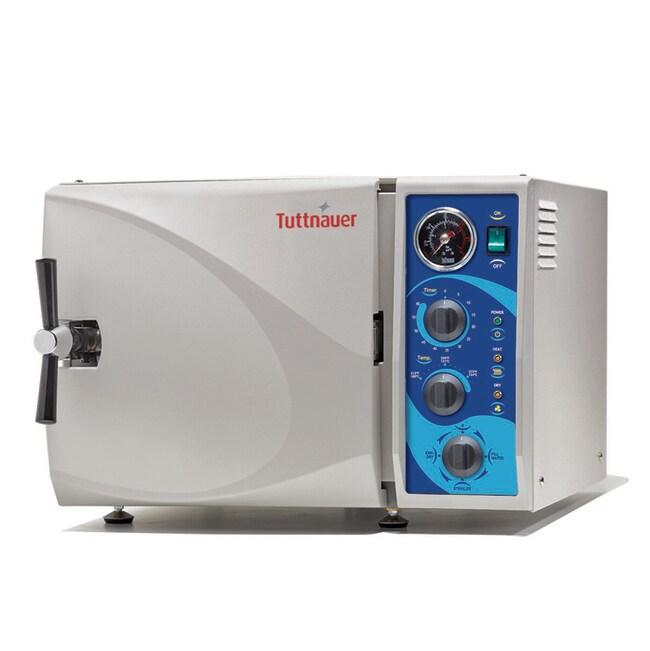 HeidolphTuttnauer Benchtop Sterilizers: M Series Model: 3850M; 220V:Sterilizers