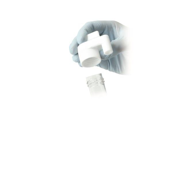 HeidolphDistiller Equipment Caps: Threaded Cap Inlet SS Inlet, PTFE, Threaded:Stoppers
