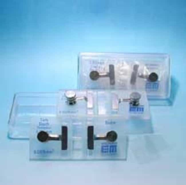 Hirschmann™Counting Chambers with Clamps Type: Neubauer Hirschmann™Counting Chambers with Clamps