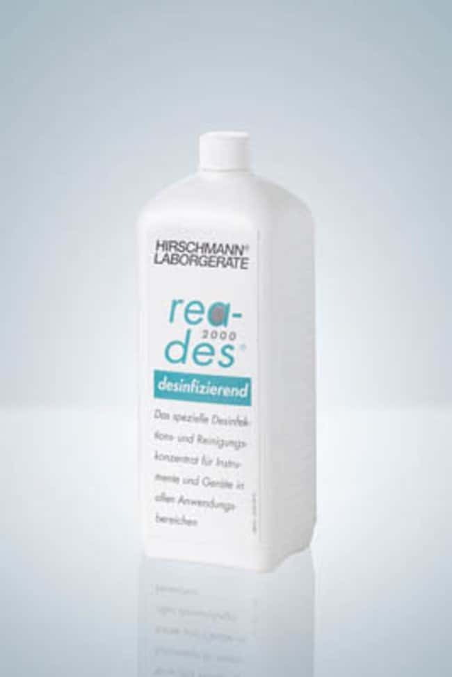 Hirschmann™Rea-des™ 2000 Cleaning and Disinfecting Agent 30 L drum Hirschmann™Rea-des™ 2000 Cleaning and Disinfecting Agent