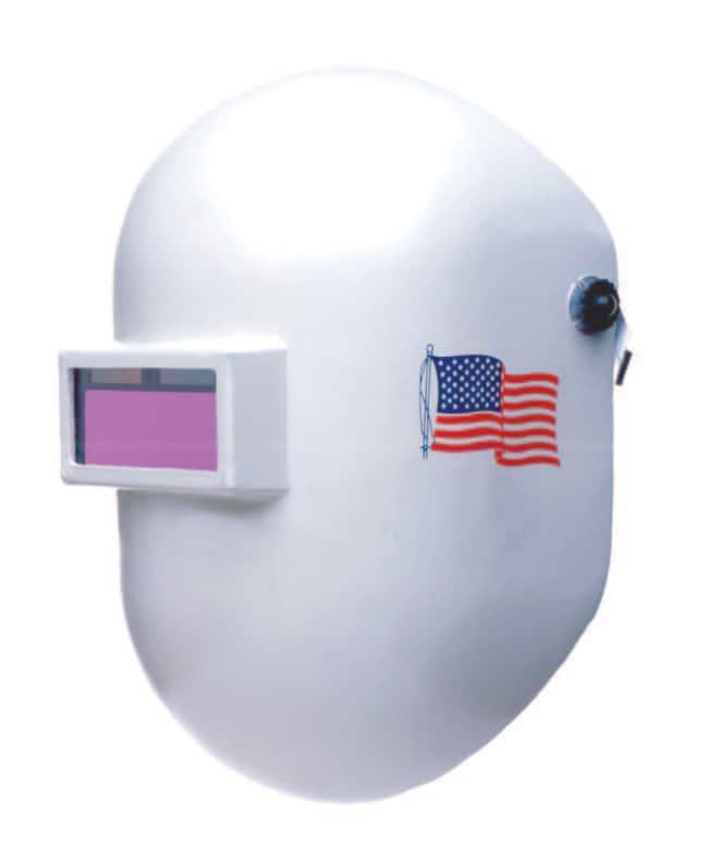 Honeywell Fibre-Metal Pipeliner Series Welding Helmets:Gloves, Glasses