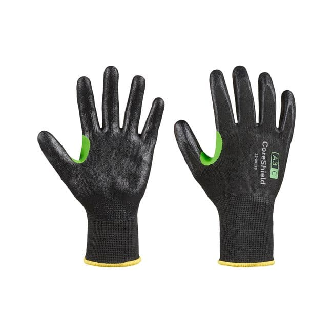 Honeywell CoreShield Cut Protection Gloves with ANSI A3 Compliance::