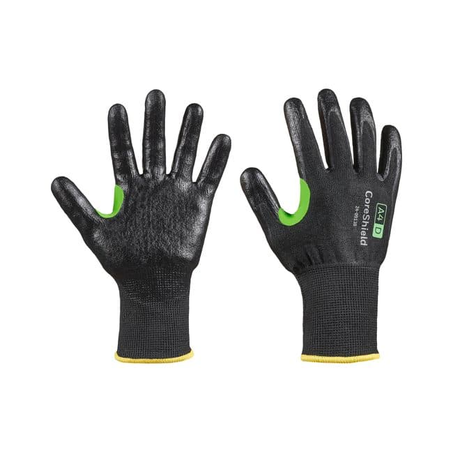 Honeywell CoreShield Cut Protection Gloves with Smooth Nitrile Coating::