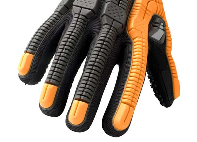 Honeywell Rig Dog Mud Grip Gloves::