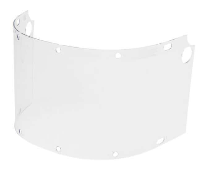 Honeywell Fibre-Metal Replacement Faceshield Windows Clear; Series FM400