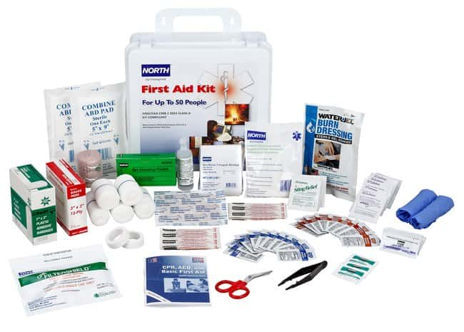 Honeywell NorthPlastic First Aid Kit:First Aid and Medical:First Aid Kits