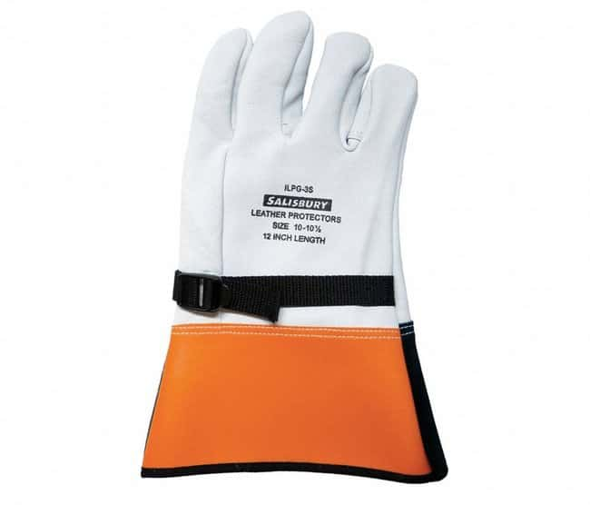 Honeywell Salisbury ILP Series Leather Glove Protectors:Gloves, Glasses
