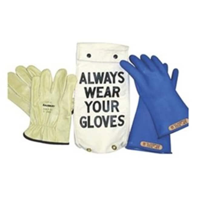 Honeywell SalisburyClass 00 Blue Salcor Synthetic Rubber Lineman Gloves
