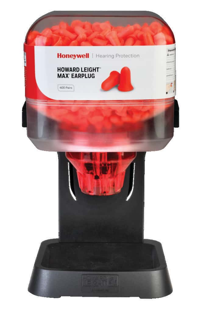 Honeywell Howard Leight Ear Plug Dispenser with Refill MAX™:Gloves,